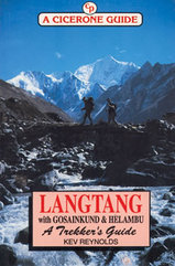 Wandelgids Langtang with Gosainkund and Helambu: A Trekker's Guide   Cicerone