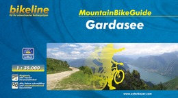 Mountainbike Routegids MountainBikeGuide Gardasee   Bikeline