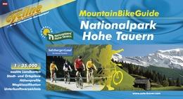 Mountainbike Routegids Mountainbikeguide Nationalpark Hohe Tauern   Bikeline
