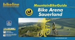 Mountainbike Routegids Mountainbikeguide Bike Arena Sauerland   Bikeline