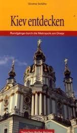 Reisgids Kiev entdecken   Trescher Verlag